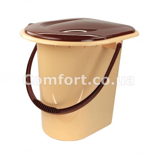 Ведро-туалетик