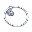 3110  Полотенцедержатель - кольцо  хром
