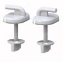 Крепления для сидения унитаза СУ-2