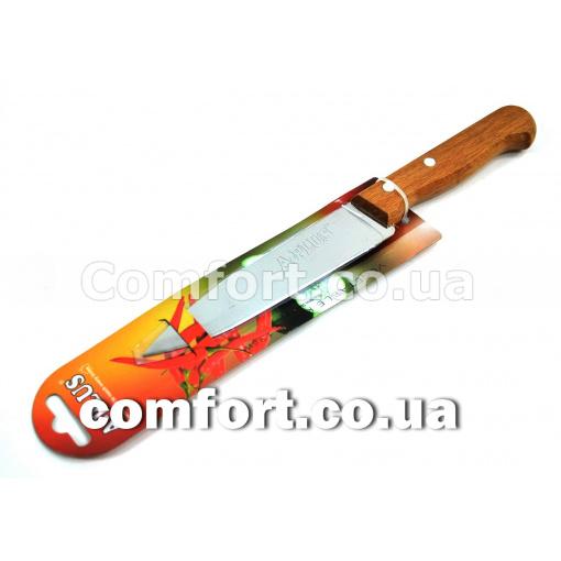 Нож 1784 ручка деревянная 13см