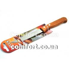 Нож 1783 ручка деревянная 10,5см