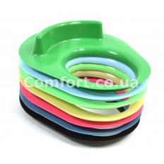 Крышка детская пластмассовая укр