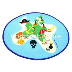 Коврик Таба фигурка 57х70 Остров пирата