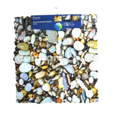 Коврик силикон 254 квадратный камни