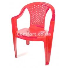 Кресло дачное Красное 1 сорт