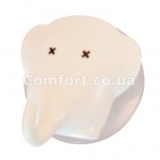 Крючок на присоске Слон 4915