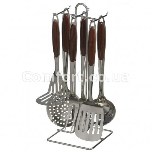 Набор кухонный 0227 дерево ручки