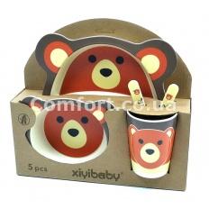 Детский набор посуды 559