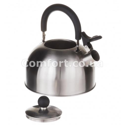 Чайник 1321  2,5л нерж