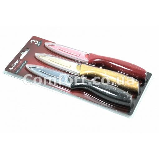 Ножи 1412 набор 3шт керамика