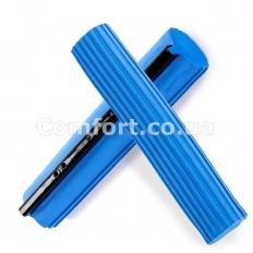 Запаска на швабру синяя