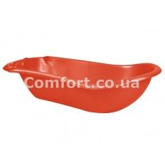 Ванночка пластик красный