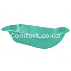 Ванночка пластик зеленый перламутр