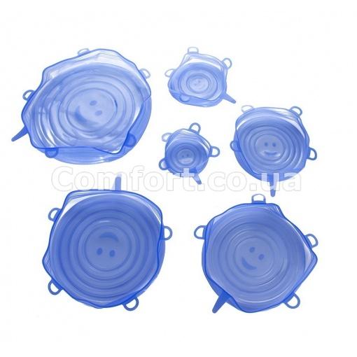 Крышечки силиконовые 06SL набор