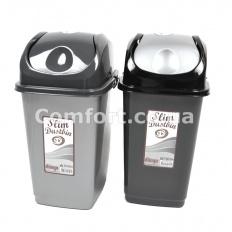 Ведро для мусора 5,0л 09401