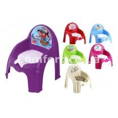 Горшок детский стульчик 313  ELIF