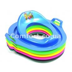 Крышка детская пластмассовая Гор
