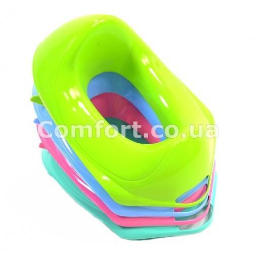 Крышка детская пластмассовая качество