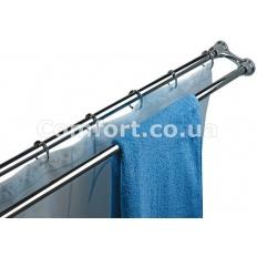 Карниз 023 с полотенцедержателем