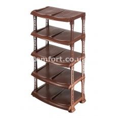 Обувная 5 люкс коричневая