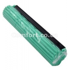 Запаска на швабру зеленая MZ супер
