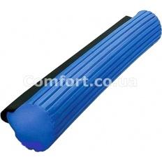 Запаска на швабру синя М02С м'яка