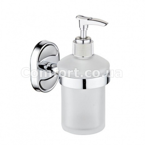S021 Дозатор для жидкого мыла хром