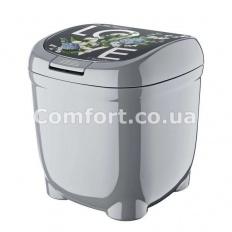 Ведро для мусора 4,0л с кнопкой ТР-590
