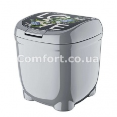 Відро для сміття 4,0л с кнопкой ТР-590