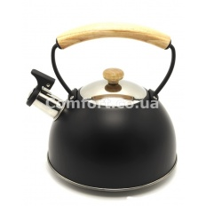 Чайник 1370  2,5л бакелитовая ручка