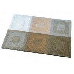 Термосалфетка набор 12шт бежевые квадраты