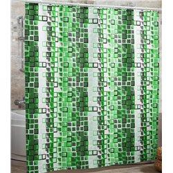 Штора Миранда KARE зеленая