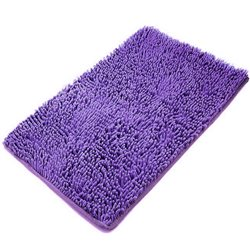 Коврик Лапша 80х120 фиолетовый
