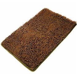 Коврик Лапша 80х120 коричневый