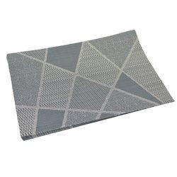 Термосалфетка Table Mat набір 12шт графіка коричневий