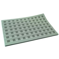 Термосалфетка Table Mat набор 12шт плетенка оливковый