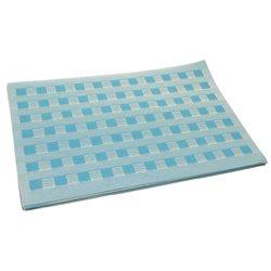 Термосалфетка Table Mat набор 12шт плетенка голубой