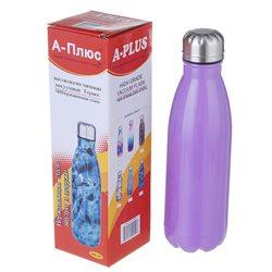 Термос бутылка 0,5л 0956 цветной