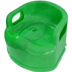 Горщик дитячий стільчик великий Консенсус зеленый